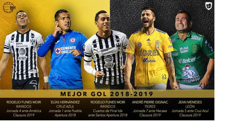 """""""Balón de Oro 2019-Liga BBVA MX: ¿Cómo votar por tu atleta favorito?"""