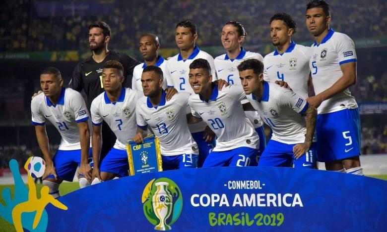 LIVE STREAM: Copa América Brasil 2019 en vivo