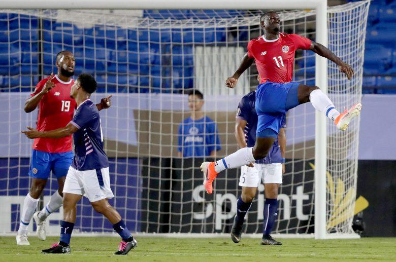 "LIVE STREAM: Costa Rica vs. Haití en ""Copa Oro 2019"""