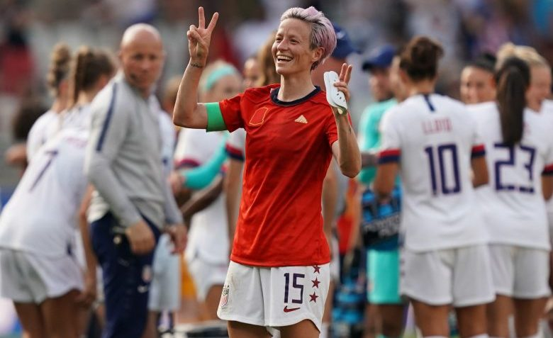 LIVE STREAM: Estados Unidos vs. Francia-Copa Mundial Femenina FIFA Francia 2019