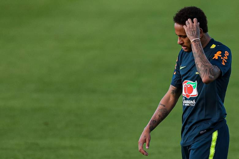 El futuro de Neymar en veremos