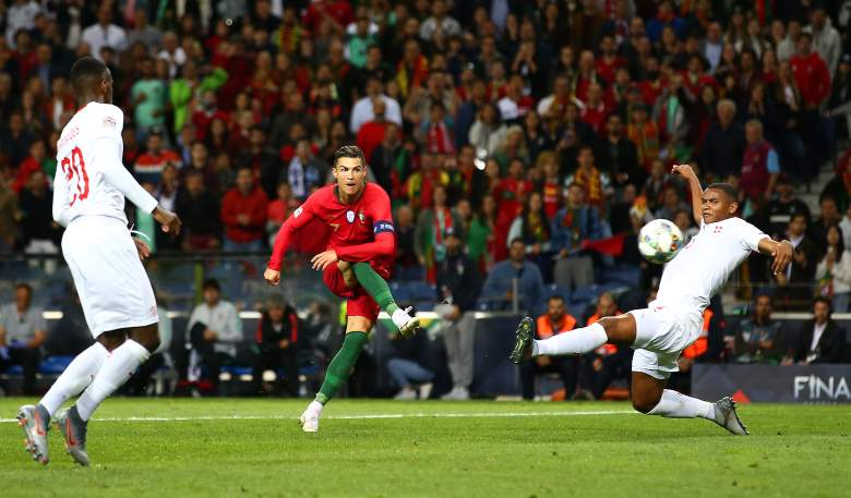 Cristiano Ronaldo le cumple deseo a un niño