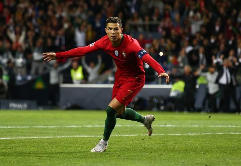 Cristiano Ronaldo en problemas en Corea