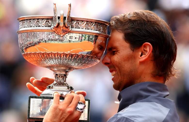 Nadal ganó el Roland Garros
