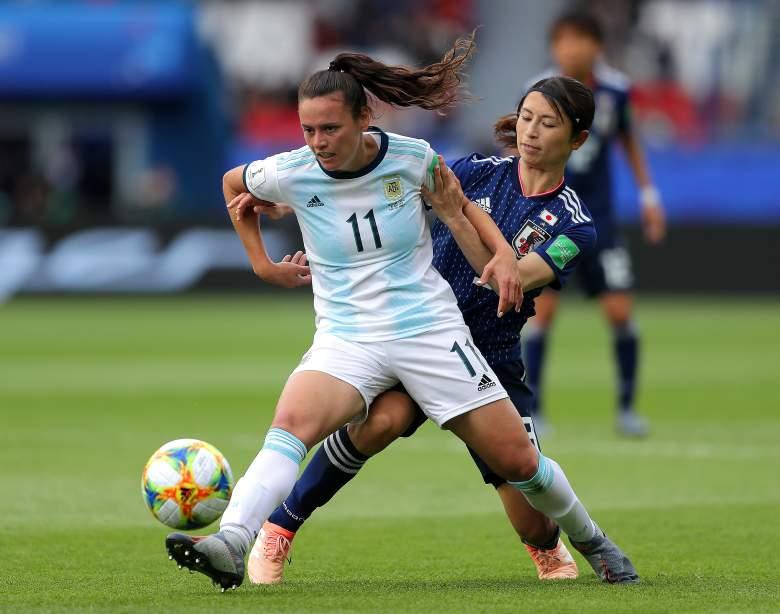 ¿Quién ganó entre Argentina y Japón en mundial femenino?