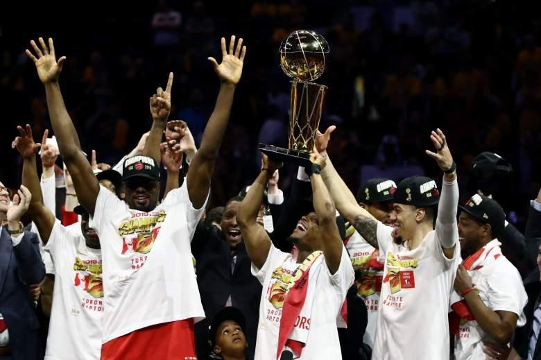 Los Toronto Raptors son los nuevos campeones de la NBA
