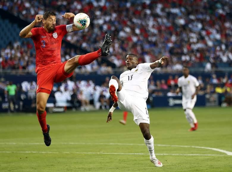 Estados Unidos le ganó a Panamá en la Copa Oro