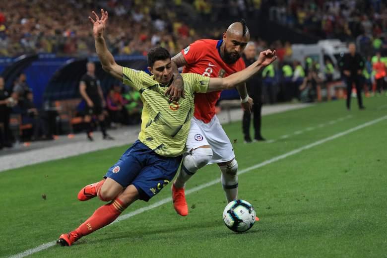 Chile hace dos goles y se los anulan