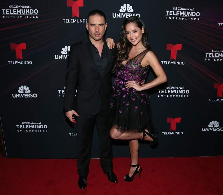 La boda de Carmen Villalobos y Sebastián Caicedo será este 2019