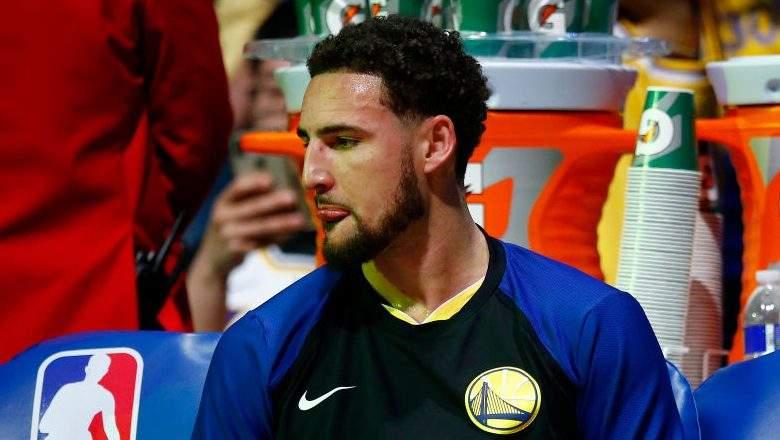 [VER] Klay Thompson:¿Por que salió en muletas del juego Final de la NBA 2019?