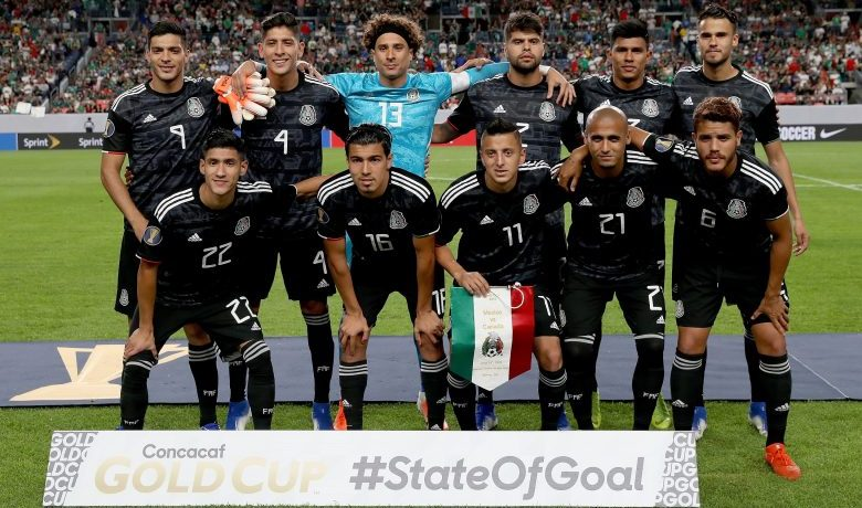 "LIVE STREAM: México vs. Haití en ""Copa Oro 2019"""