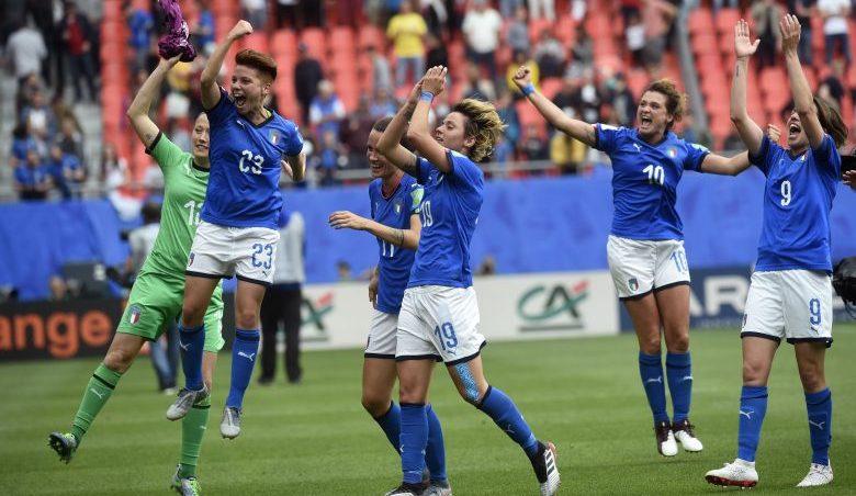 LIVE STREAM: Italia vs. China -Copa Mundial Femenina FIFA Francia 2019