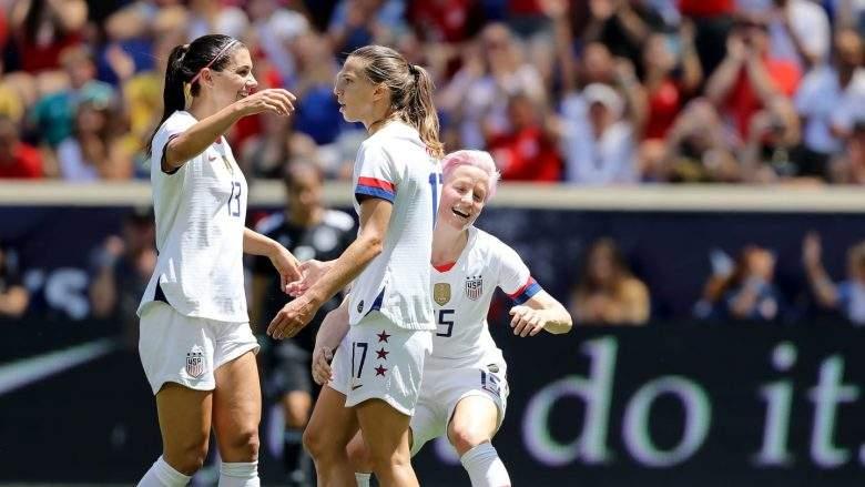 LIVE STREAM: Estados Unidos vs. España-Copa Mundial Femenina FIFA Francia 2019