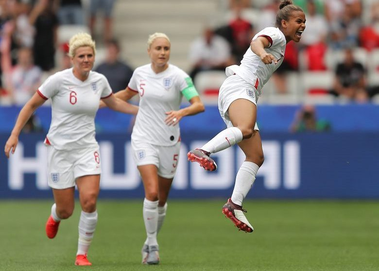 LIVE STREAM: Inglaterra vs. Noruega-Copa Mundial Femenina 2019