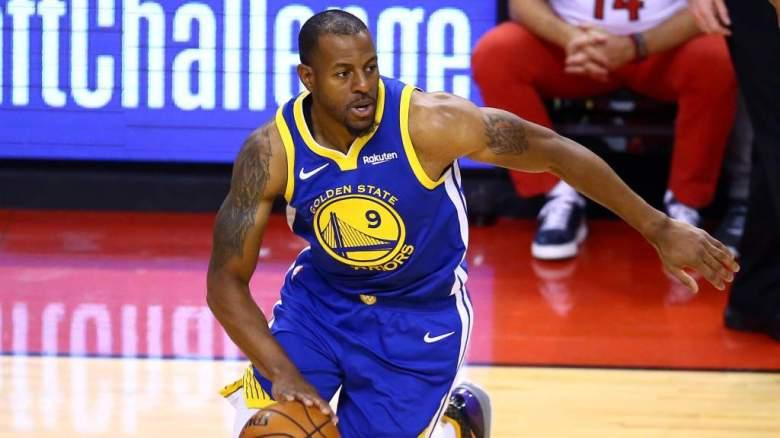 Andre Iguodala: ¿Por qué los Lakers reservan un lugar para él ?