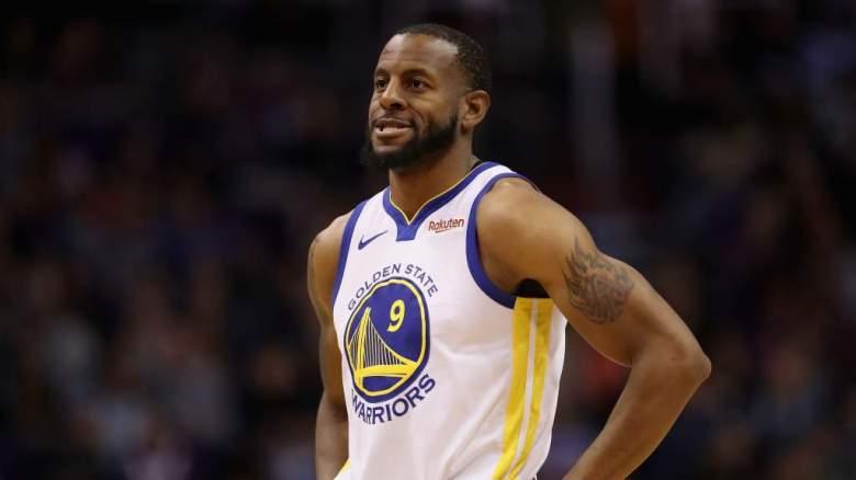 Andre Iguodala-NBA: ¿Por qué encabeza los mejores agentes libres?