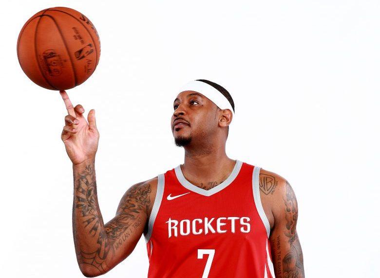 Carmelo Anthony está mejor que el 70% de los jugadores de la NBA: ¿Quién lo dice?