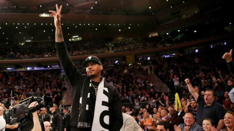 Carmelo Anthony: ¿Qué posibilidades tiene de regresar a la NBA?