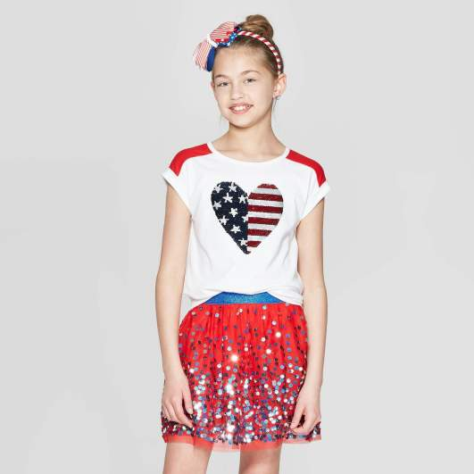 Look de Fourth of July 2019