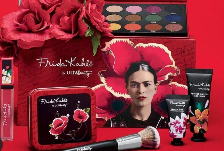 ¿Dónde comprar la línea de maquillaje Frida Kahlo?, cosmeticos,