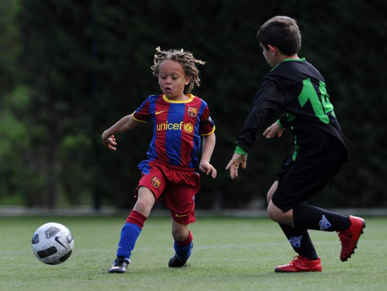Quién es Xavi Simons el niño futbolista que jugará en el PSG