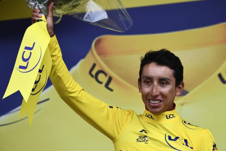 Egan Bernal ganó el Tour de Francia