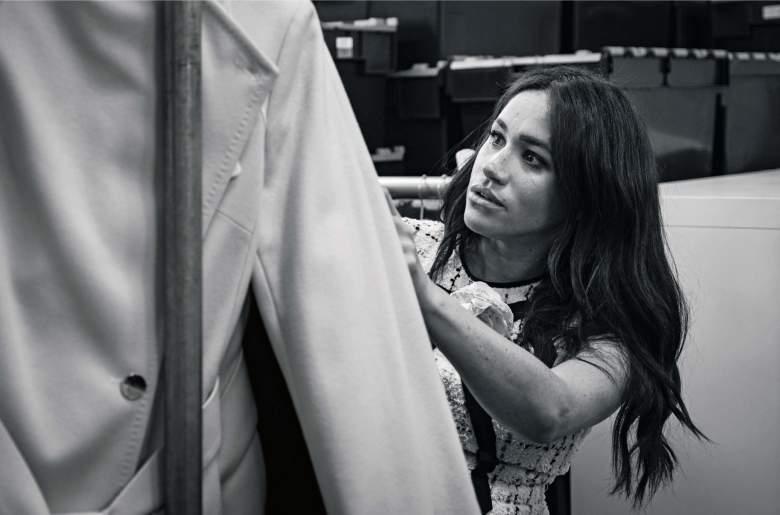 Meghan Markle elige vestido de $3,980 de Gucci