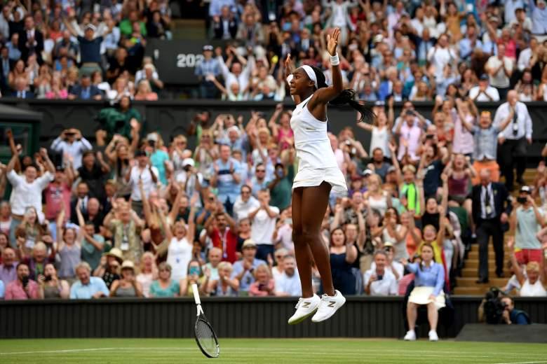 Quién es Cori Gauff: la tenista de 15 años que triunfa en Wimbledon