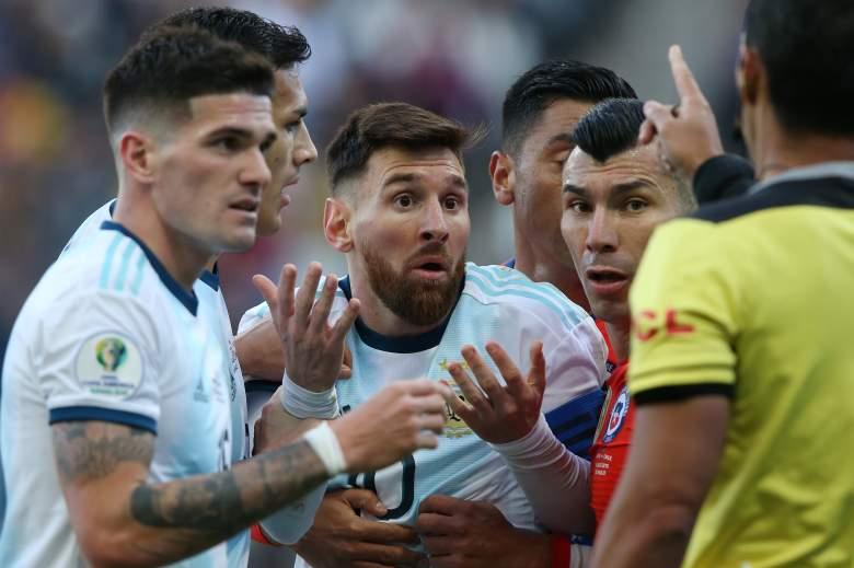 Las donaciones de Messi