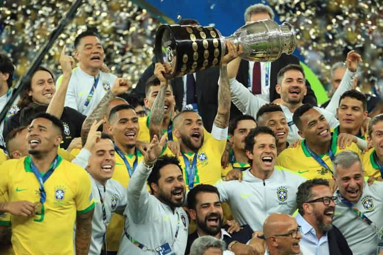 Brasil ganó la Copa América 2019