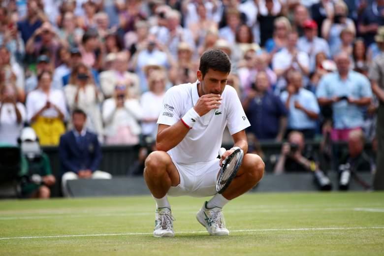 ¿Por qué Djokovic comió pasto en Wimbledon?