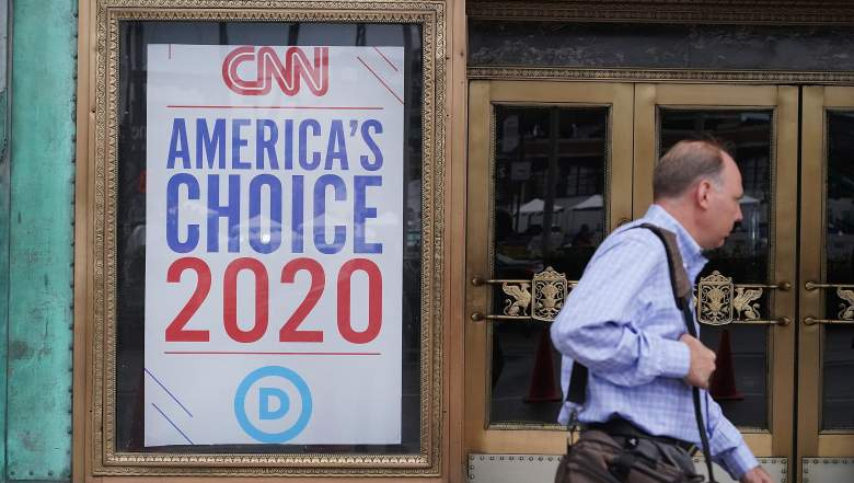 Debate Presidencial Demócrata: Hora y Canal -30 de Julio