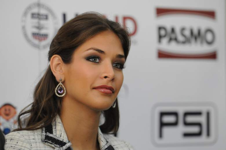La ex Miss Universo Dayana Mendoza impresiona sin maquillaje
