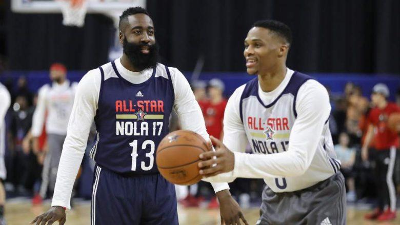 James Harden -Rockets: ¿Por qué defiende a Russell Westbrook?