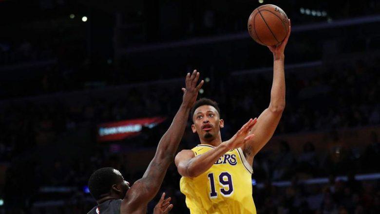 Johnathan Williams de Lakers: ¿Por qué firmó con un equipo de Israel?