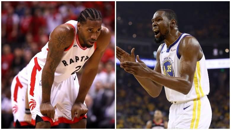 Kawhi Leonard y Kevin Durant: ¿Qué se dijeron sobre el futuro de los Clippers?