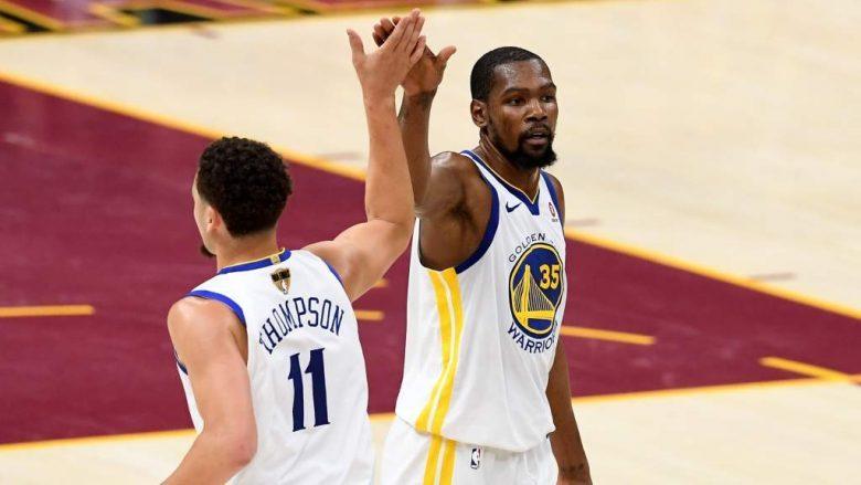 Kevin Durant es un Brooklyn Net: La historia detrás de su nro.7