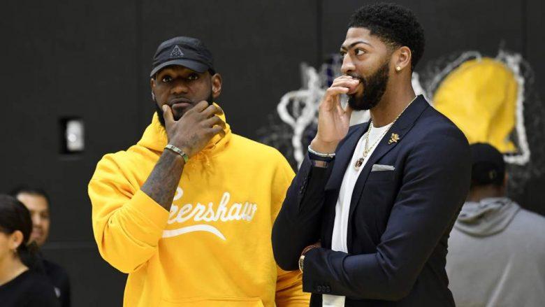 """¿Por qué LeBron será """"revitalizado"""" jugando junto a Anthony Davis?"""