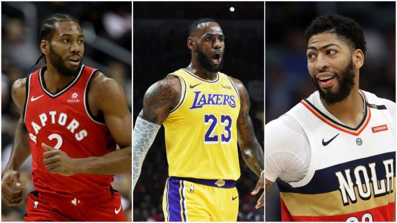 Clippers y Lakers-NBA: ¿Por qué están arriba en la tabla de Jerarquía?