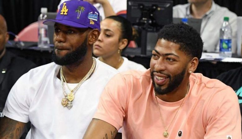Ranking dúos estrellas-NBA:¿Por qué LeBron James y Anthony Davis son insuperables?