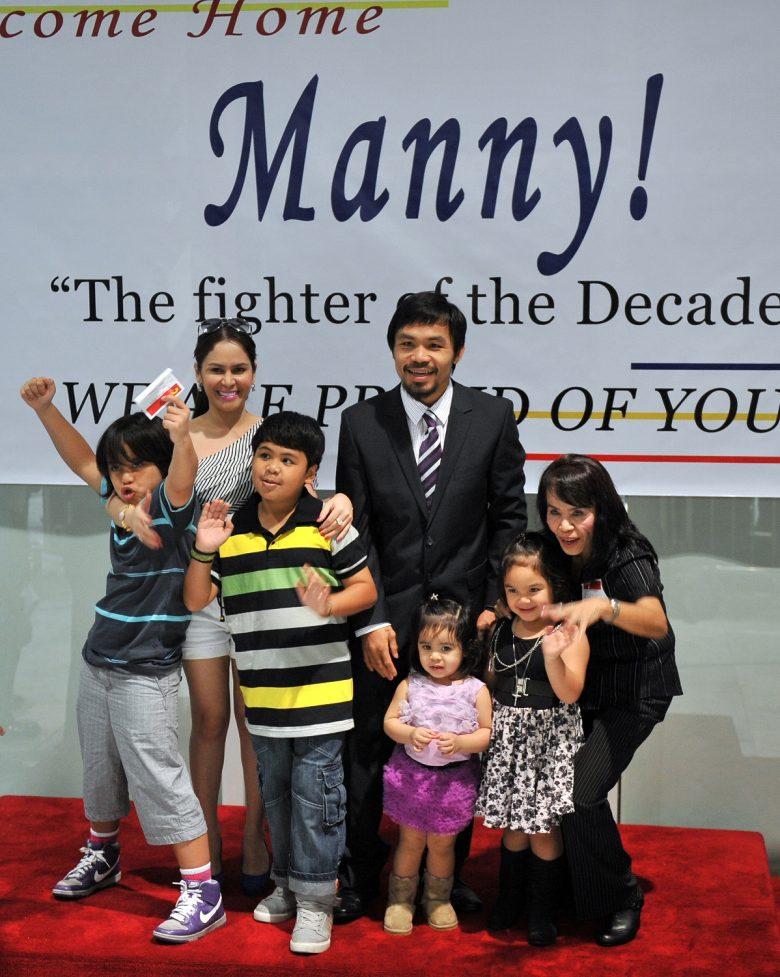 Jinkee Pacquiao, esposa de Manny:¿A qué se dedica?¿Cuántos hijos tienen?