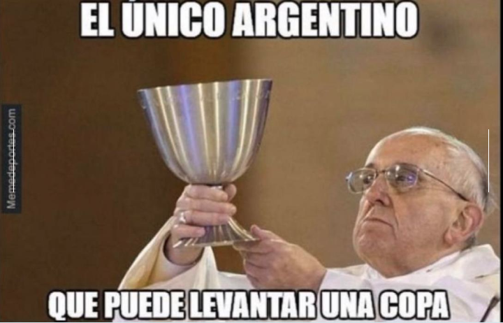 Memes de Messi