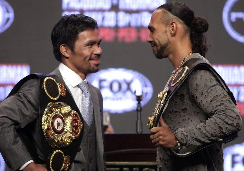 Pacquiao vs.Thurman: ¿Cuánto gana cada boxeador? ¿Cuánto la Bolsa?
