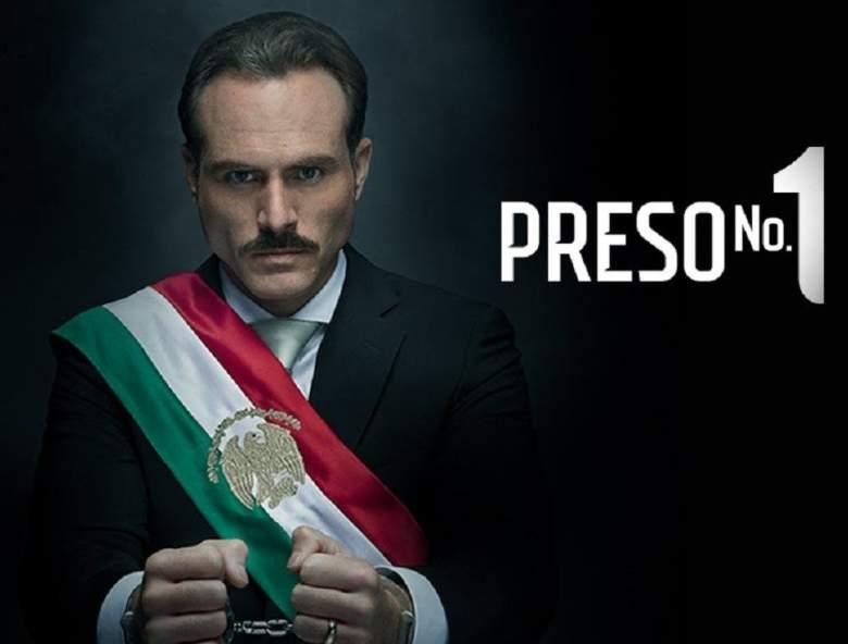 """""""PRESO No.1"""" empieza en Julio 2019: Hora y Canal del estreno"""