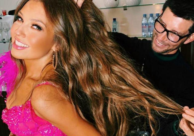 Cuida tu cabello como Thalía y Alejandra Espinosa