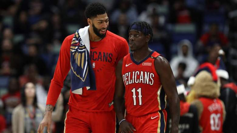 Jrue Holiday:¿Qué piensa sobre Anthony Davis en los Lakers?