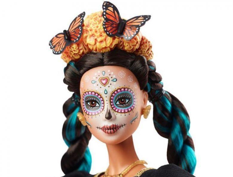 """¿Donde comprar la """"Barbie Mexicana edición Día de Muertos""""?"""