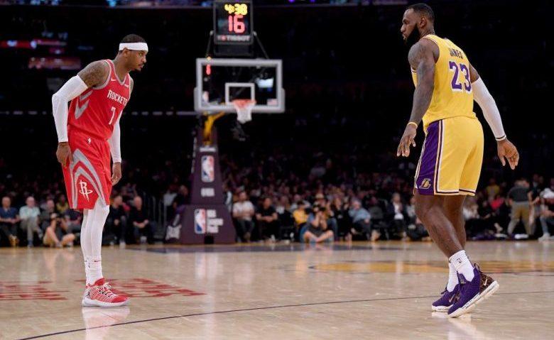 LeBron James:¿Por qué Cavaliers dijeron no a Carmelo Anthony?