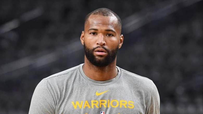 DeMarcus Cousins: ¿Con quién se casó el jugador de los Lakers?