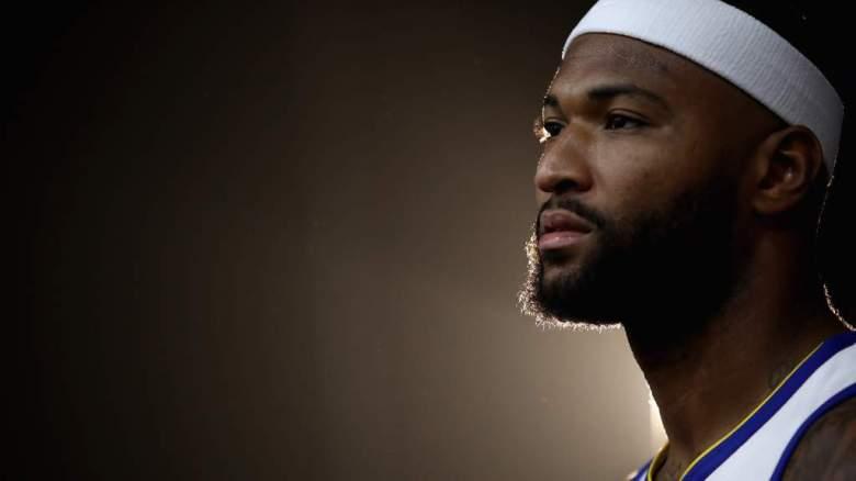DeMarcus Cousins de los Lakers domina otro juego de la Liga Ultimate Hoops